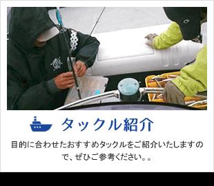 タックル紹介